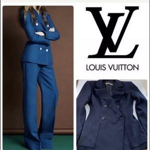 NWT Louis Vuitton Uniform DoubleBreasted Blazer 38